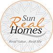 sun realhomes logo sticky - 3 BHK Apartment at Shela