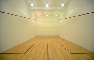 Strata Club House Squash Court