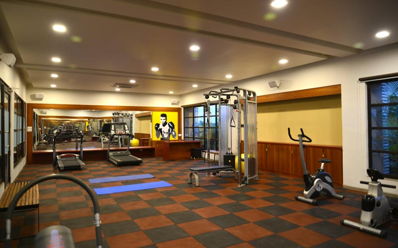 Terra Club House Fitness Centre