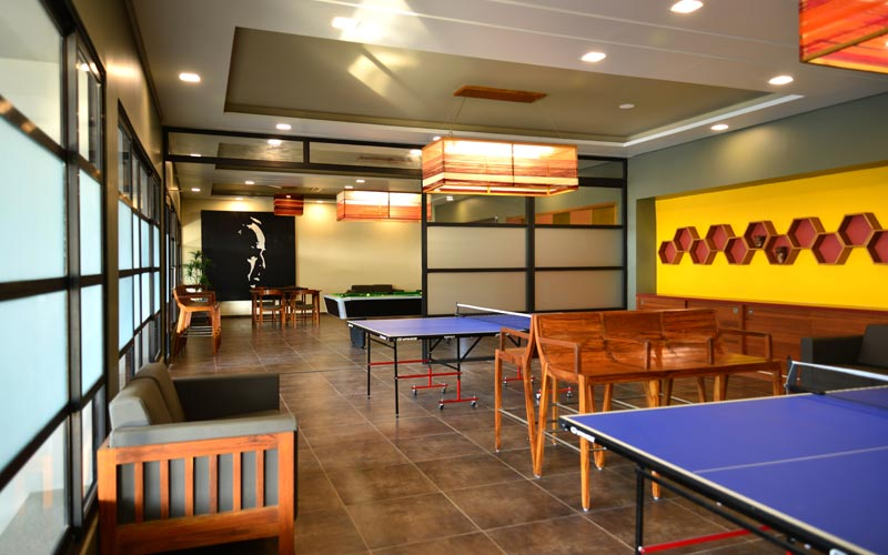 Terra Club House Indoor Games - Table Tennis