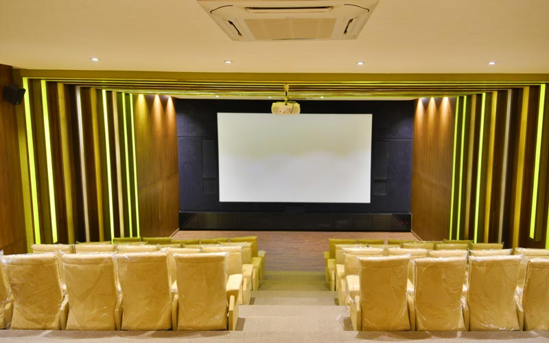 Terra Club House Mini Theatre